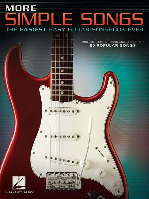 More-Simple-Songs-The-Easiest-Easy-Guitar-Songbook-Ever-includes-TAB-performanc